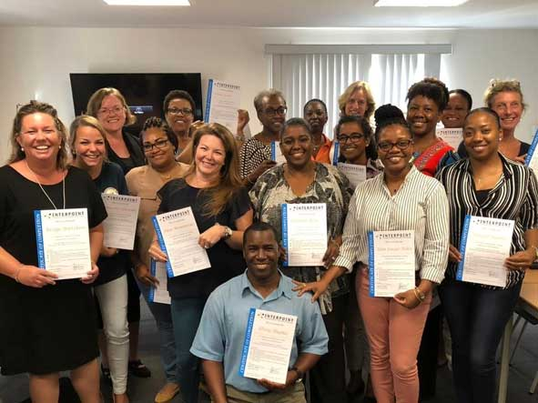 Participants interactive training